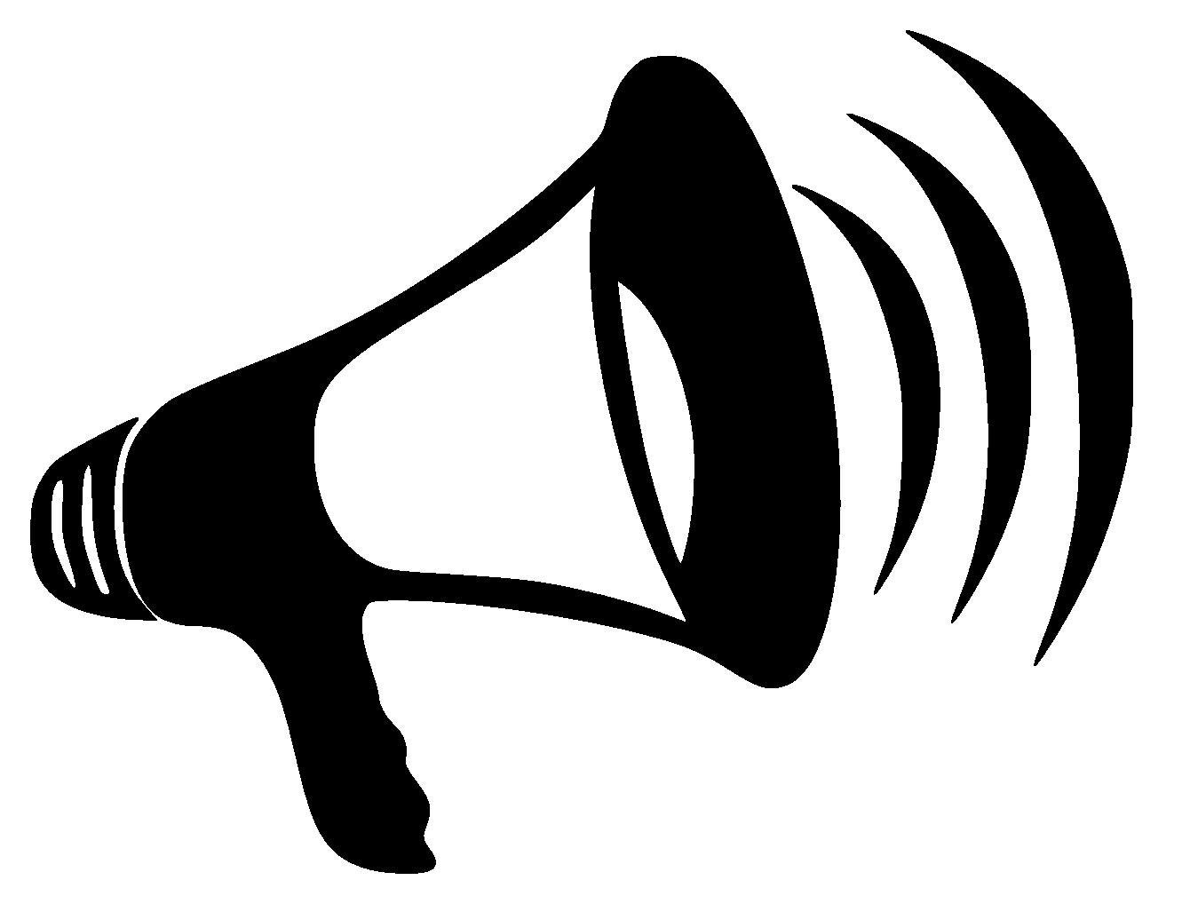 Megaphone HD PNG
