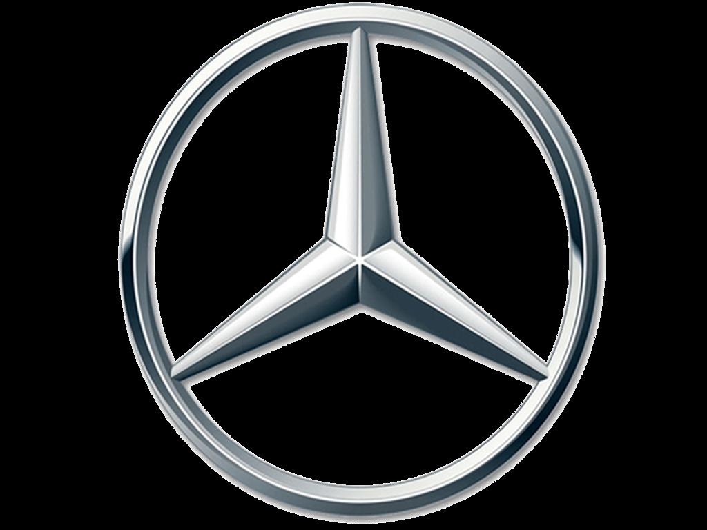 Mercedes Benz Car Logo Png Brand Image - Car, Transparent background PNG HD thumbnail