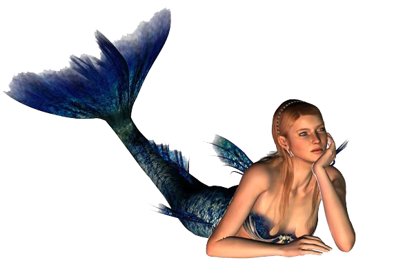 Mermaid Picture Png Image - Mermaid, Transparent background PNG HD thumbnail
