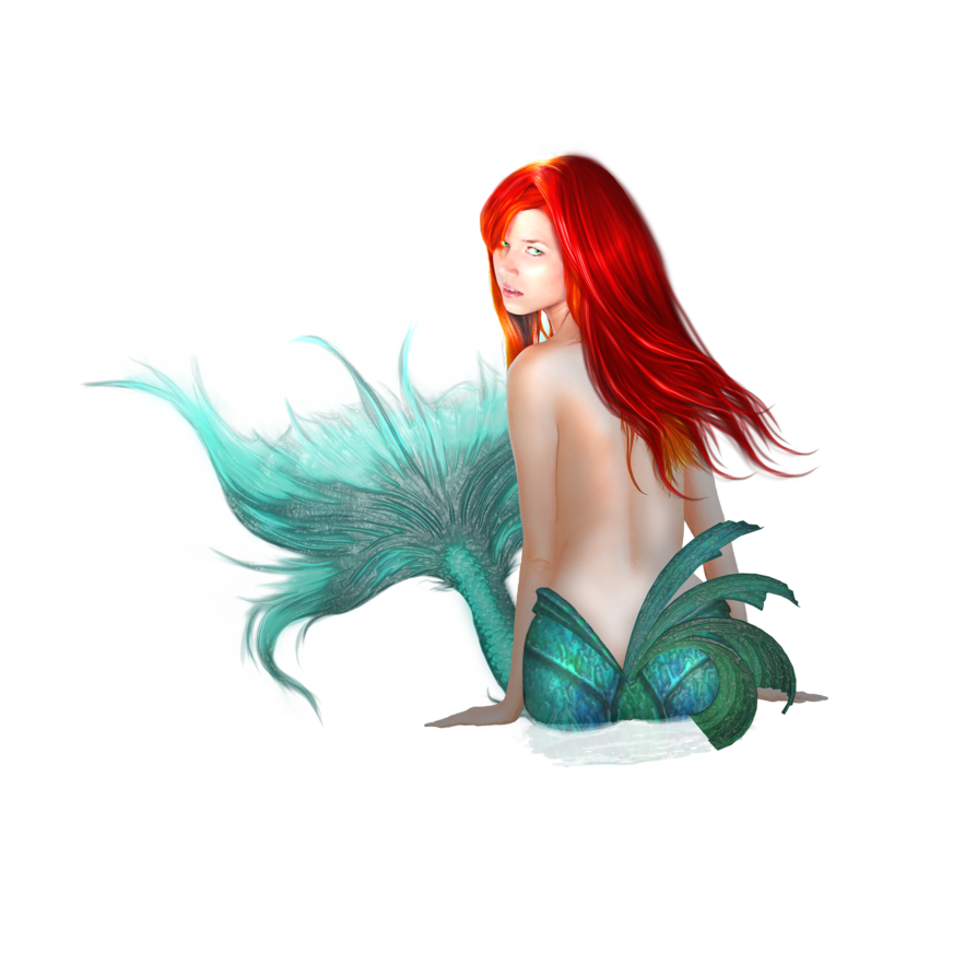 Mermaid Png Hd Png Image - Mermaid, Transparent background PNG HD thumbnail