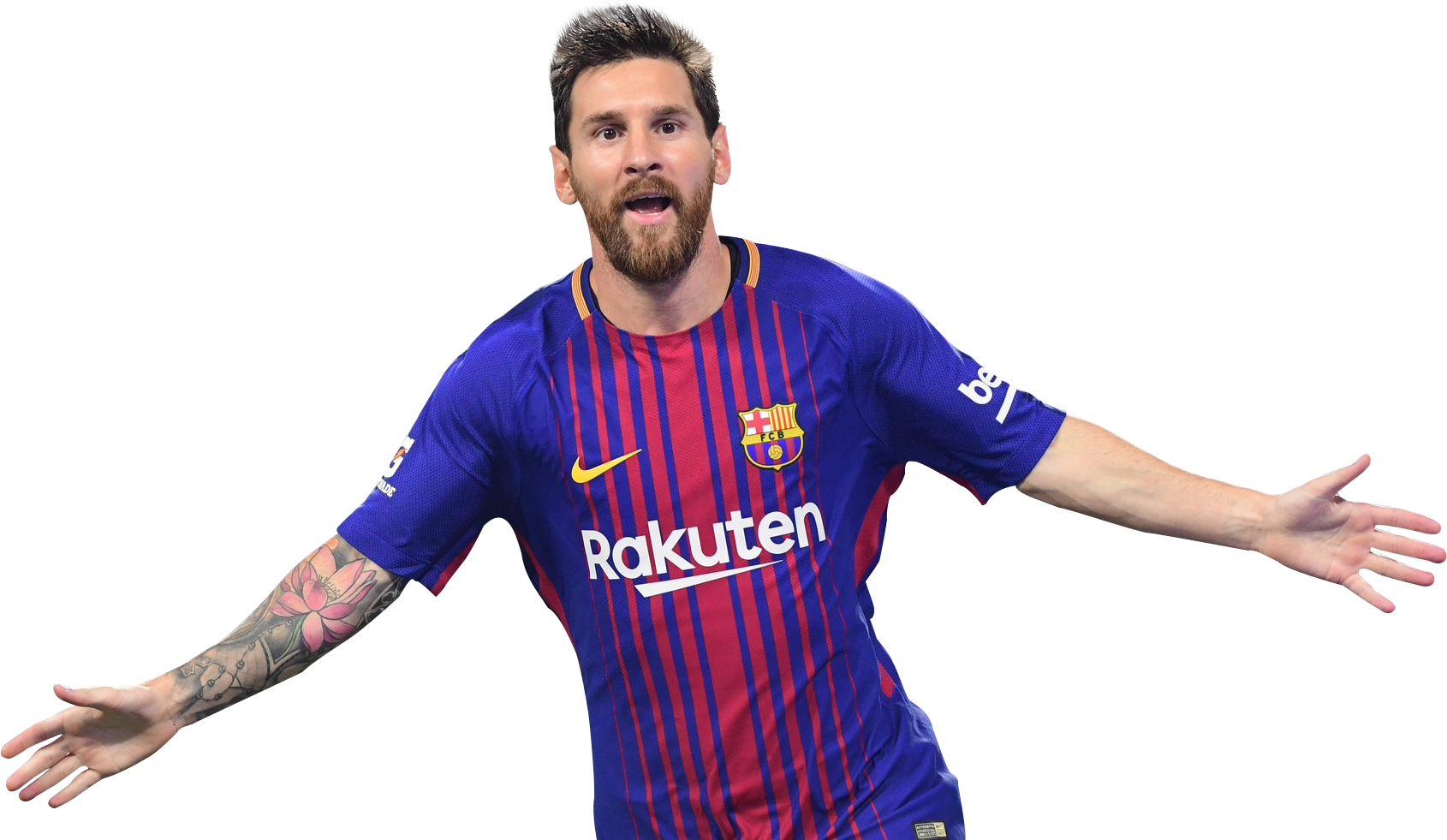 Messi PNG