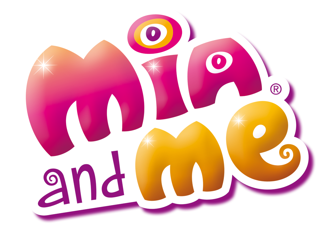 Luckypunch Mia And Me Logo.png - Mia, Transparent background PNG HD thumbnail