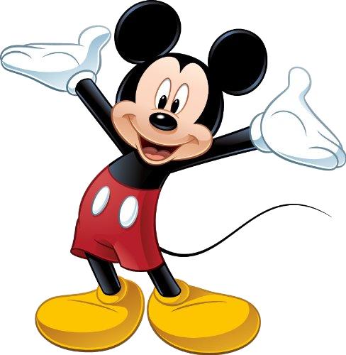 Mickey Head PNG HD
