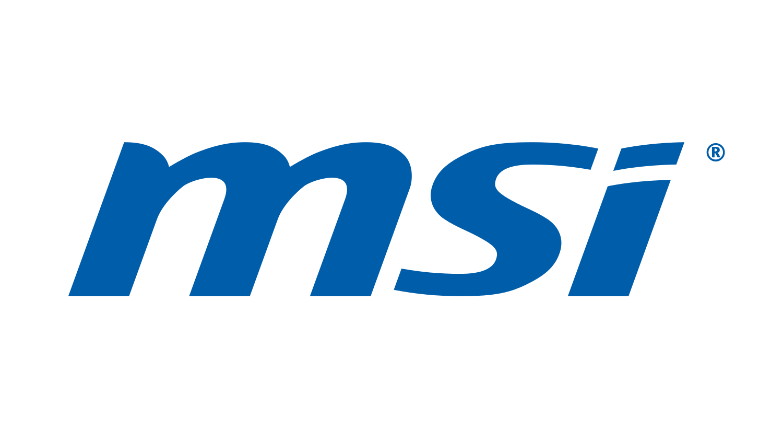 Micro Star International Png - Msi Logo, Transparent background PNG HD thumbnail