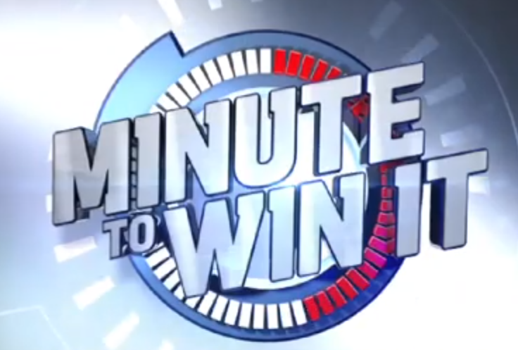 Minute To Win It Png - Top 20 Minute To Win It Games   Stumingames, Transparent background PNG HD thumbnail