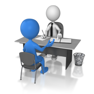 Mock Interview Png - Generic Placeholder Image, Transparent background PNG HD thumbnail