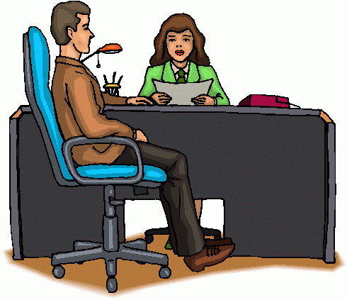 Mock Interview Png - Job_Interview, Transparent background PNG HD thumbnail
