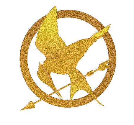 Mocking Jay Pin Png (From The U0027Hunger Gamesu0027) By Angelaswifty - The Hunger Games, Transparent background PNG HD thumbnail