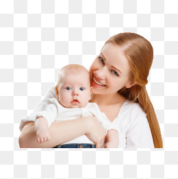 Mom And Baby Png - Mother Holding A Baby. Png, Transparent background PNG HD thumbnail