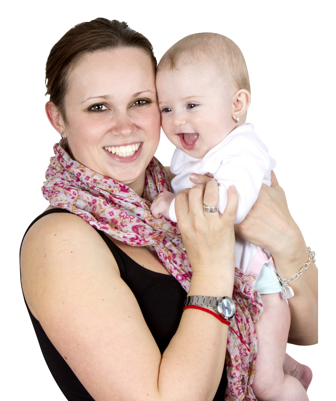 Mom And Baby Png - Mother Holding Sweet Baby Png Image, Transparent background PNG HD thumbnail