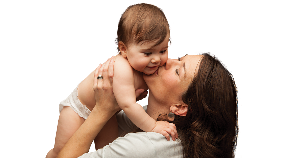 Mom And Baby Png - Sweet Mom And Baby Png Image #41512, Transparent background PNG HD thumbnail