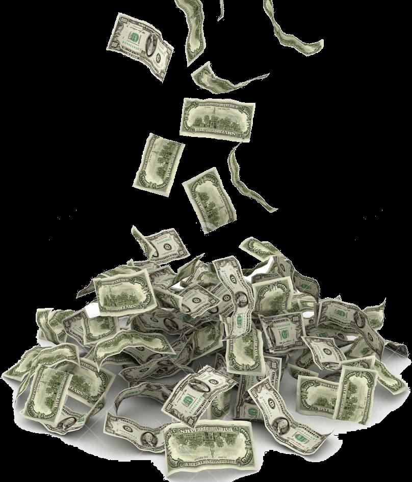 Falling Money Png - Money, Transparent background PNG HD thumbnail