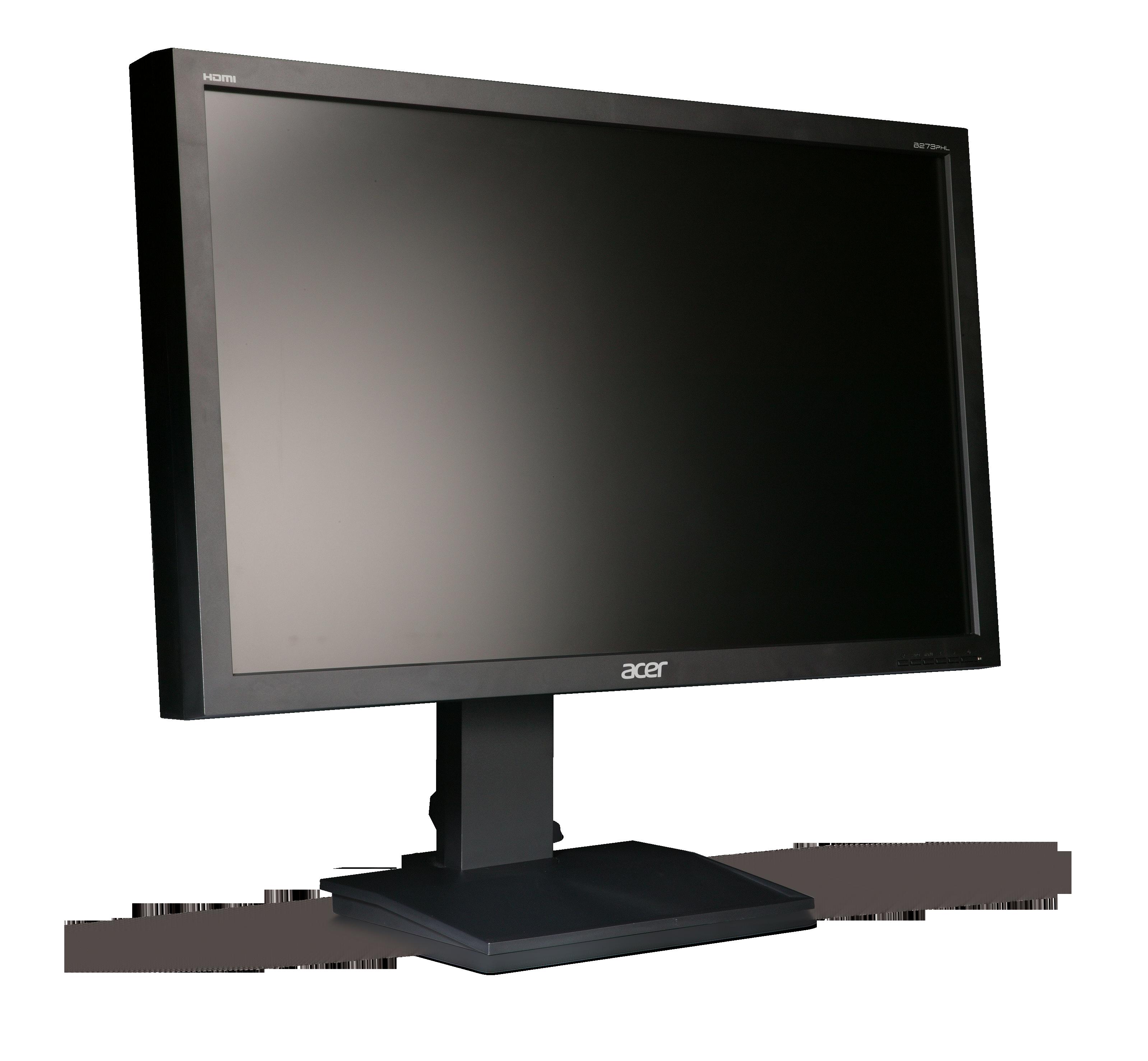 Monitor Png Image - Monitor, Transparent background PNG HD thumbnail