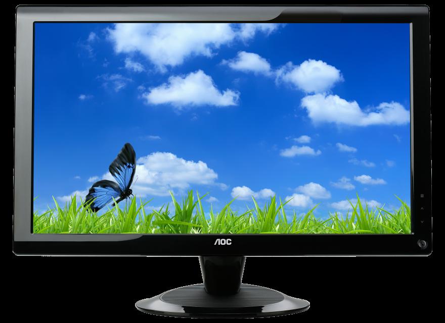 Monitor Png Photos - Monitor, Transparent background PNG HD thumbnail