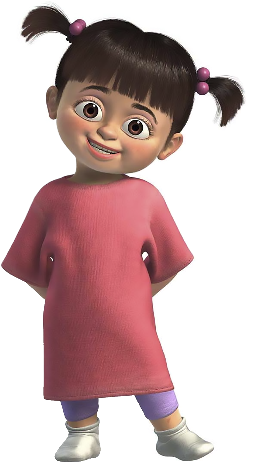 Monsters Inc Characters PNG