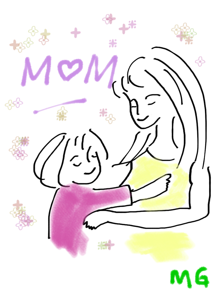 Mother And Daughter Hug Png - Mothering Times: Motheru0027S Day Images, Transparent background PNG HD thumbnail