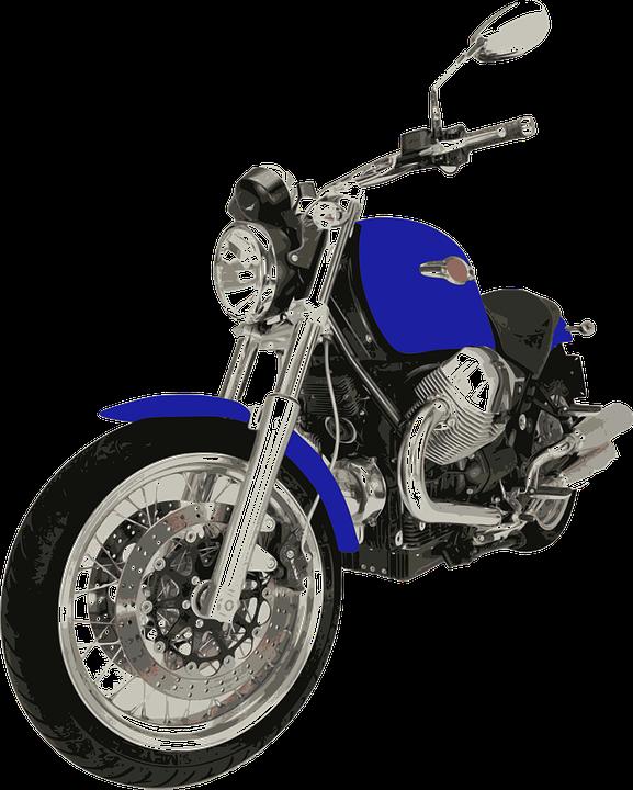 Motorbike Motorcycle Vehicle Bike Transportation - Motorbike, Transparent background PNG HD thumbnail