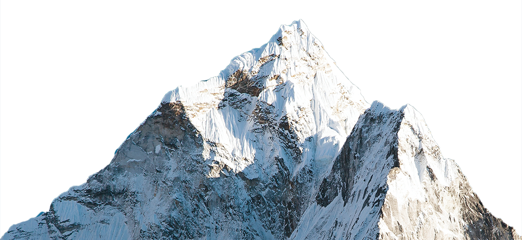 Mountain Peak PNG HD