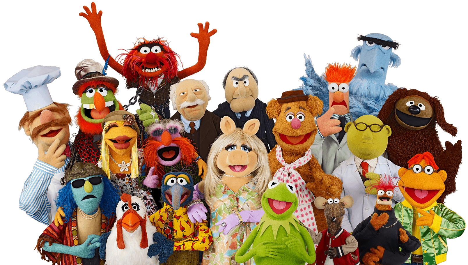 Muppets PNG