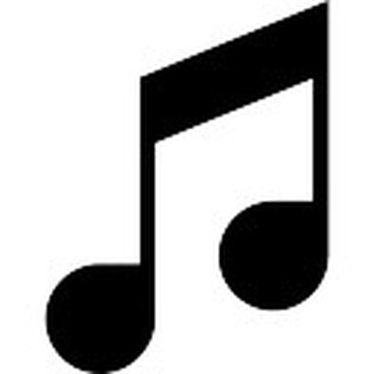 Music Note - Music, Transparent background PNG HD thumbnail