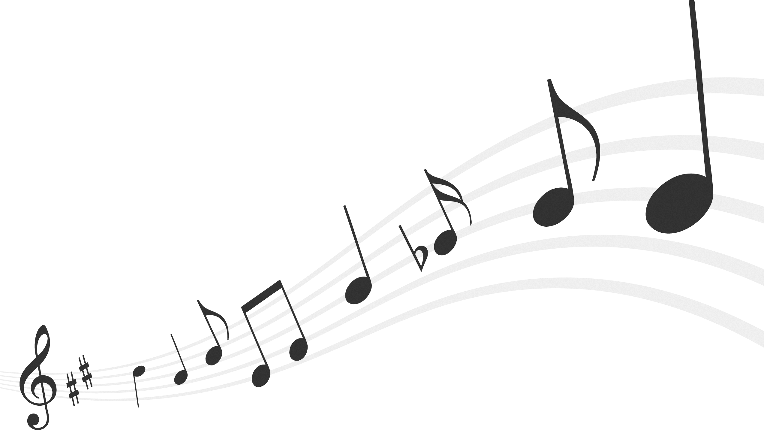 Music Notes Png - Music, Transparent background PNG HD thumbnail