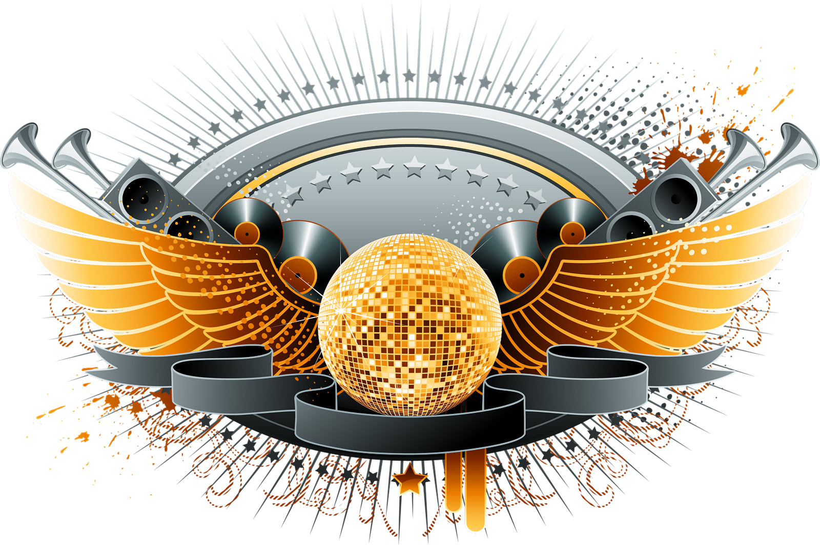 Music Png Free Download - Music, Transparent background PNG HD thumbnail