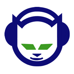 Click To Vote For Napster - Napster, Transparent background PNG HD thumbnail