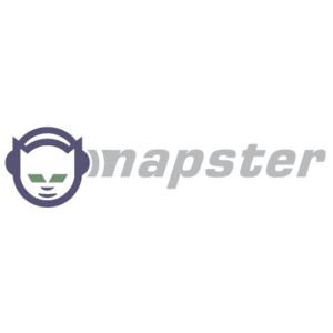 Free Vector Logo Napster - Napster, Transparent background PNG HD thumbnail