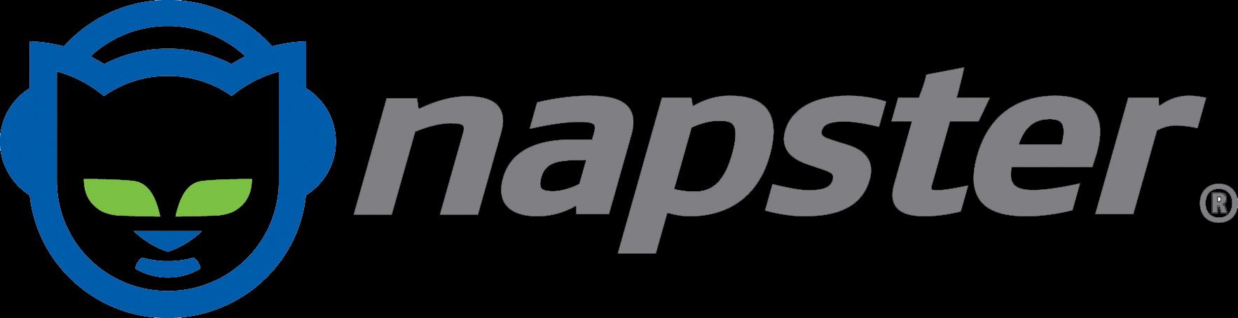 Napster Logo Large - Napster, Transparent background PNG HD thumbnail
