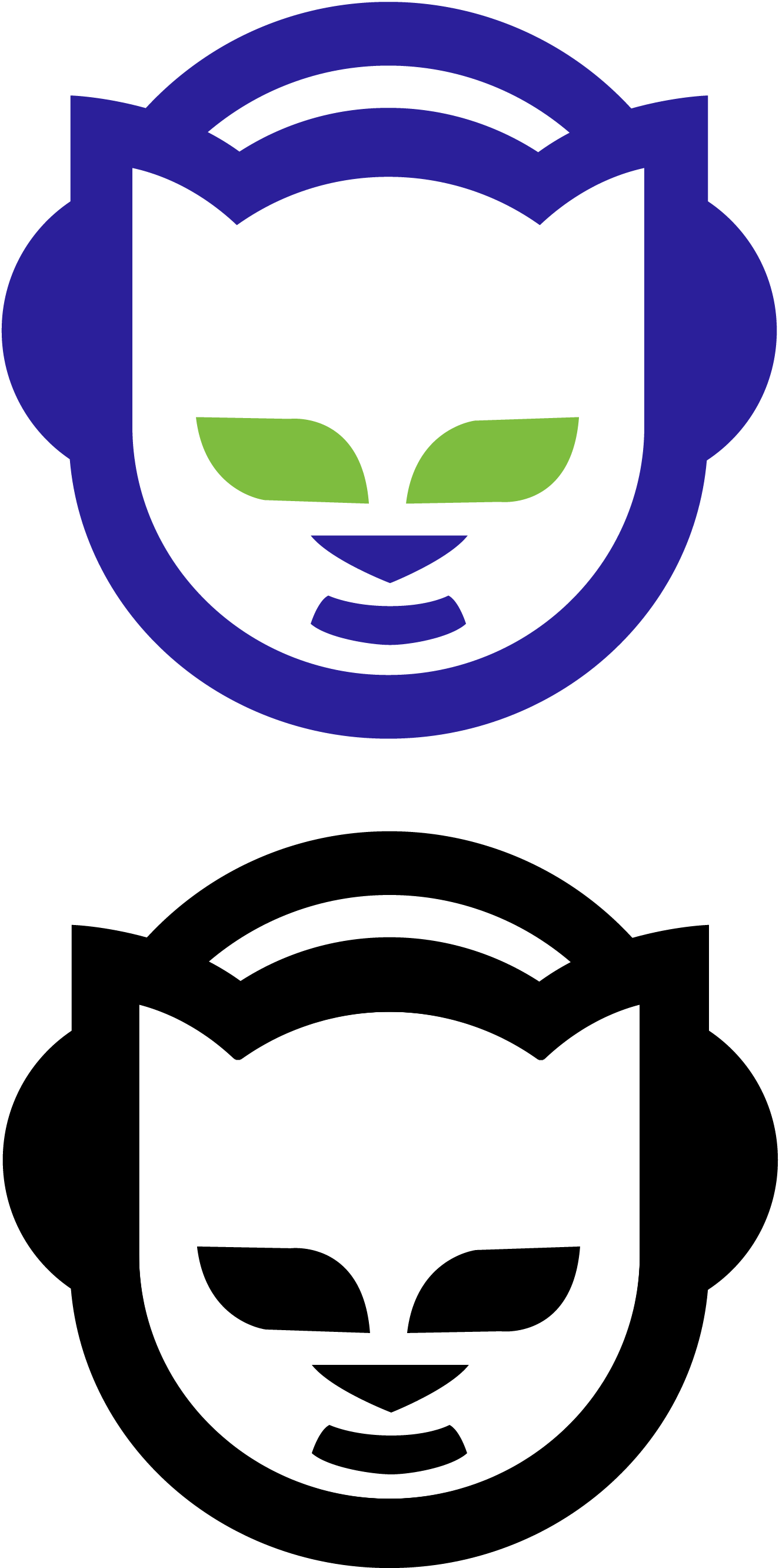 Free Vector Napster 0 - Napster Vector, Transparent background PNG HD thumbnail