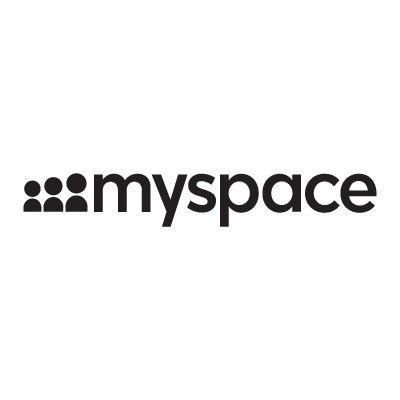 New Myspace Logo Vector - Napster Vector, Transparent background PNG HD thumbnail