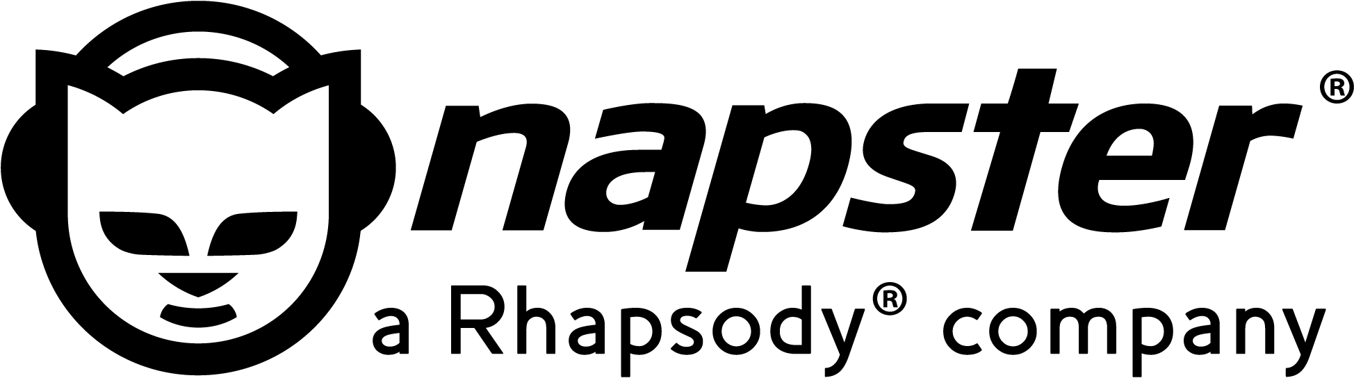 Rhapsody Logo - Napster Vector, Transparent background PNG HD thumbnail
