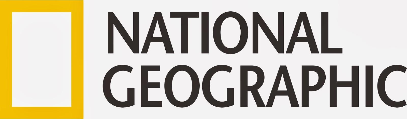 Nat Geo Logo Vector PNG
