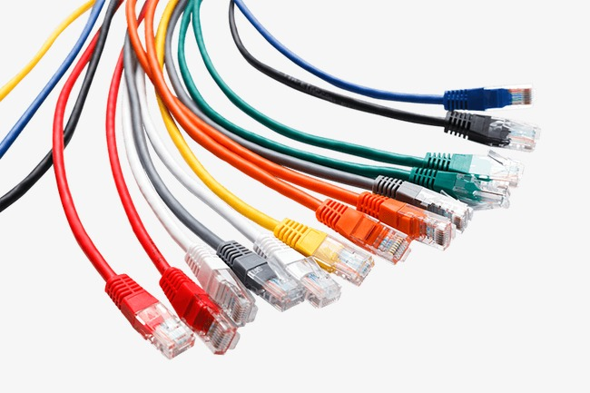 Internet Cable, Cable, Red Network Cable, Private Png Image And Clipart - Network Cable, Transparent background PNG HD thumbnail