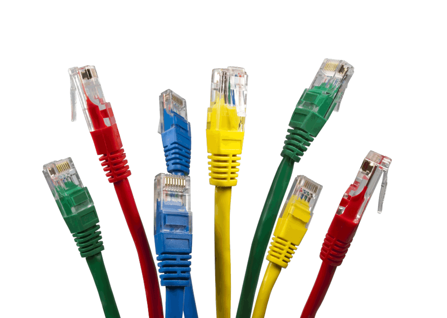 Lan Cable - Network Cable, Transparent background PNG HD thumbnail