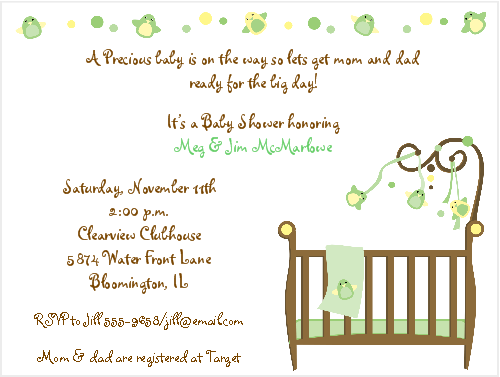 Neutral Baby Shower PNG