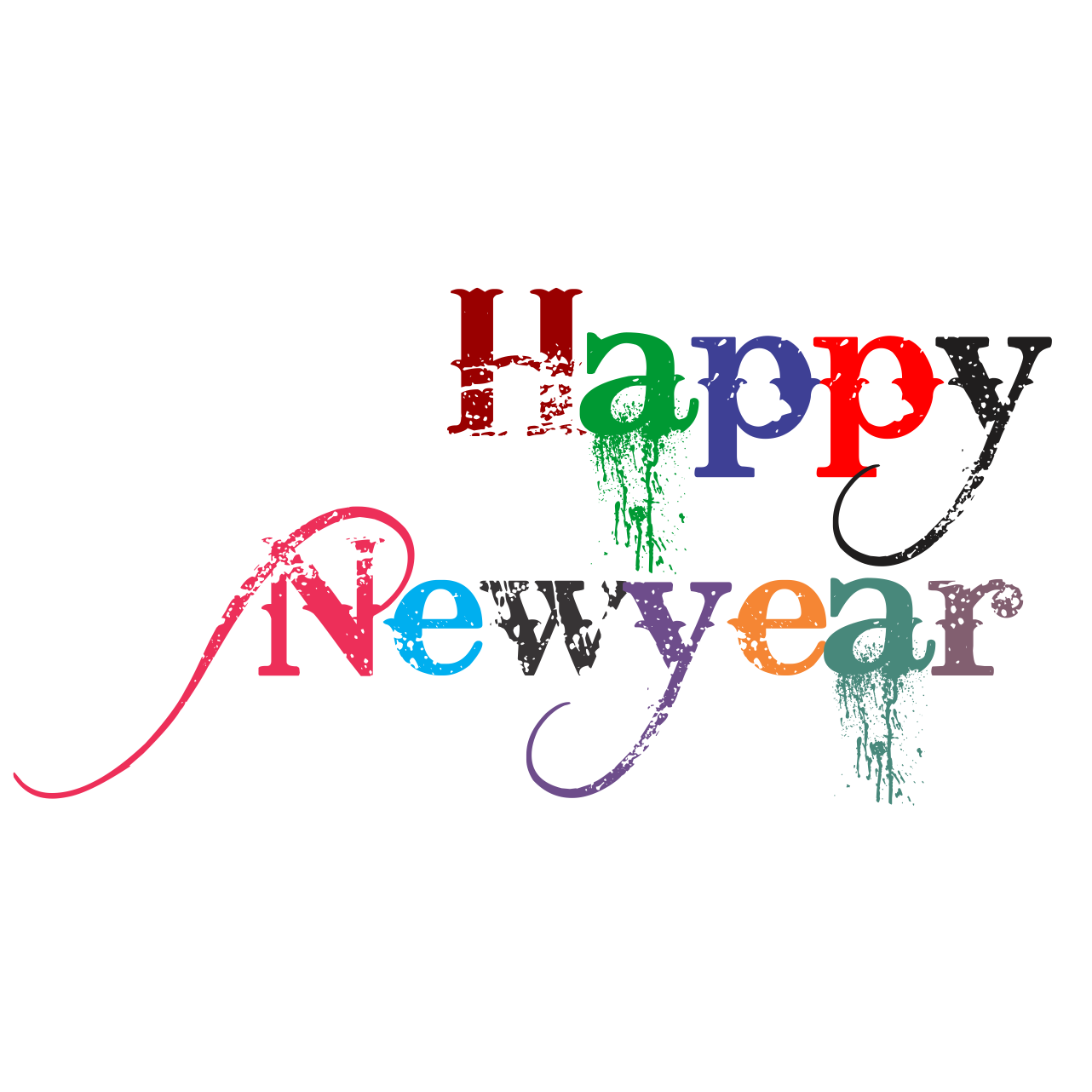 New Year HD PNG