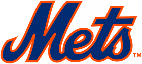 New York Mets 2014 Pres Alternate Logo Iron On Stickers - New York Mets, Transparent background PNG HD thumbnail