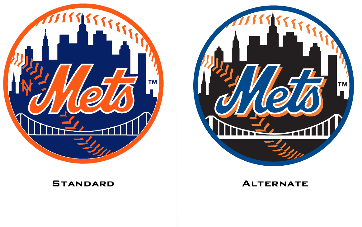 . Hdpng.com Their Skyline Logo. - New York Mets, Transparent background PNG HD thumbnail