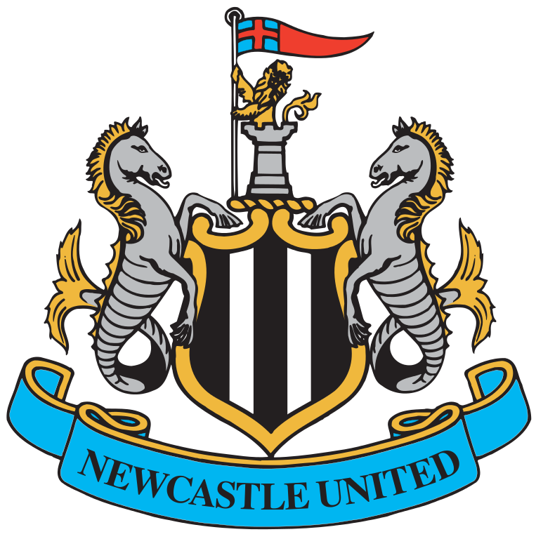 File:newcastle United Logo.svg - Newcastle United, Transparent background PNG HD thumbnail