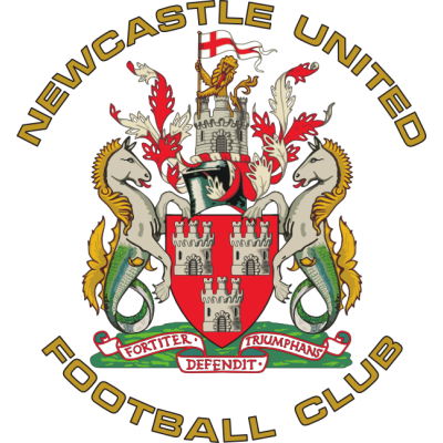 Newcastle United Fc Old 1.png - Newcastle United, Transparent background PNG HD thumbnail