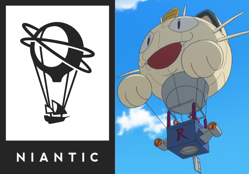 Screenshotjust Realized How Perfect The Niantic Logo Is For This Game (I.redd.it) - Niantic, Transparent background PNG HD thumbnail