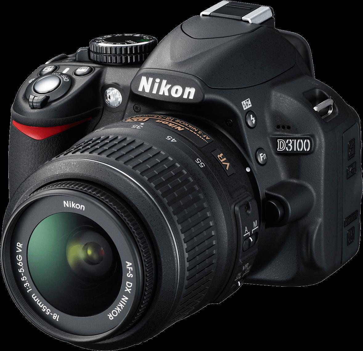 Download - Nikon, Transparent background PNG HD thumbnail