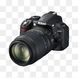 Nikon Cameras, Shot, Camera, Convenient Png Image - Nikon, Transparent background PNG HD thumbnail