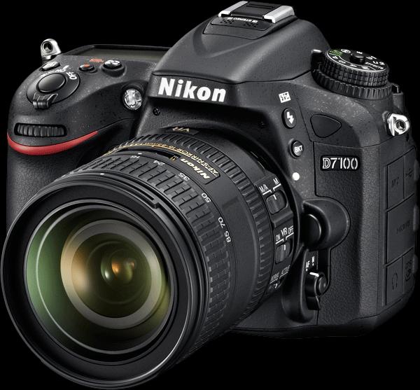 Nikon D7100 - Nikon, Transparent background PNG HD thumbnail
