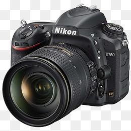 Nikon Slr Camera, Product Kind, Electric, Nikon Slr Cameras Png Image - Nikon, Transparent background PNG HD thumbnail