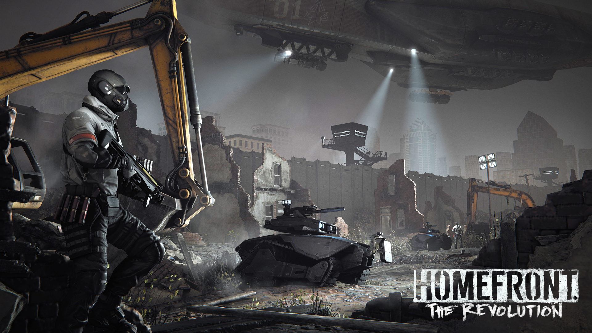 No Caption Provided - Homefront Video Game, Transparent background PNG HD thumbnail