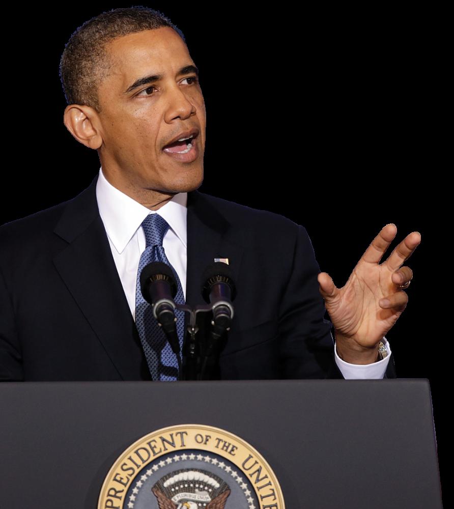 Obama Png Image Png Image - Barack Obama, Transparent background PNG HD thumbnail