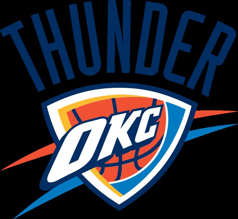 Oklahoma City Thunder Png - File:oklahoma City Thunder.svg, Transparent background PNG HD thumbnail