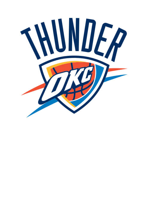 Oklahoma City Thunder Png - Oklahoma City Thunder Brands Of The World Download, Transparent background PNG HD thumbnail